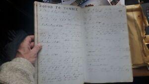 logbook new bedford whaling ship -john howland-1847-1851 pacific , manuscript