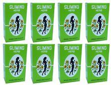 400 Bags 8 Boxes GERMAN SLIMING HERB TEA Slimming Weight Loss calories burning