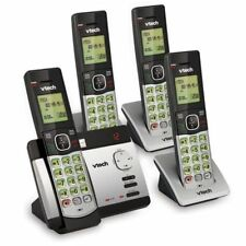 Vtech Cordless Phone with Answering  / Caller ID - 4 Handset (CS5129-4) ™