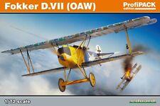 Eduard 1/72 Model Kit 70131 Fokker D.VII (OAW) Profipack