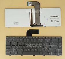 NEW For Dell Xps 15 L502x Keyboard Backlit Israel Hebrew