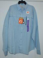 4968a142ab7 Nuevo The American Outdoorsman The Ozarks Pesca Camisa Hombre Talla 2XL  Venta