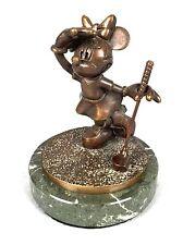 Disney Chilmark Bronze What Birdie? - Mickey's Country Club Minnie Le 46/75 Coa