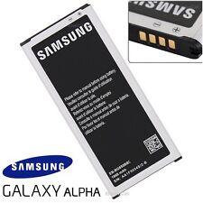 Batterie d'origine Samsung EB-BG850BBC/BE Pour Samsung Galaxy Alpha SM-G850