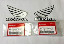 Genuine OEM Honda Aile Autocollants CBR 125 150 250 300 600 900 1000 CB Cbr125 NSR