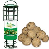 Wild Bird SUET FAT BALL Feeder with FEED - Choices - Multi Buy Deals