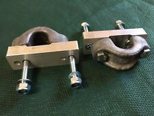 Triumph TR7 Pair Anti-Dive Blocks With Added Castor For More Positive Steering