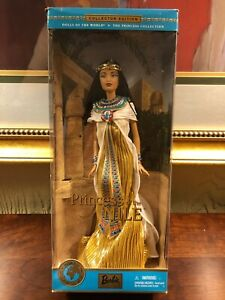 Princess of the Nile Barbie Dolls of the World 2002 #53369