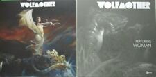 Wolfmother 2006 2 Sided promotional poster/flat Flawless New Old Stock