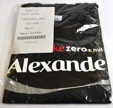 Coca-Cola Coke Alexander Camiseta negra Talla S Nombre de pila con