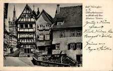 Zwischenkriegszeit (1918-39) Ansichtskarten aus Baden-Württemberg für Turm & Wasserturm