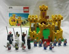 LEGO® Set:375-Classic Castle- Ritterburg + OBA//Komplett/Vintage/Schöner Zustand