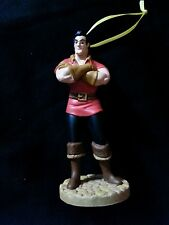 Disney Beauty and the Beast Gaston Christmas Ornament