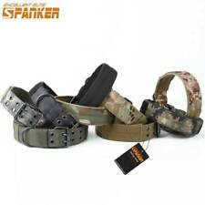Dog Collar Leash Retractable Neck Belt Training Personalized Camo Nylon