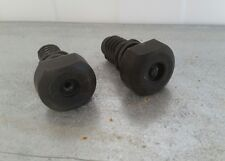 RENAULT 5 GT TURBO USED BONNET SUPPORT CORNER DAMPERS PAIR NO CENTER PADS
