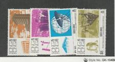Hong Kong, Postage Stamp, #419-422 Mint NH, 1983