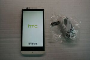 HTC Desire 510 - 4GB - White (SPRINT) Smartphone FREE BUNDLE & SHIPPING