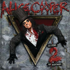 Alice Cooper : Welcome 2 My Nightmare CD (2011) ***NEW*** FREE Shipping, Save £s