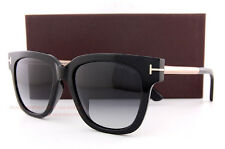 Brand New Tom Ford Sunglasses FT 436 Tracy 01B Black/Gray Gradient Women