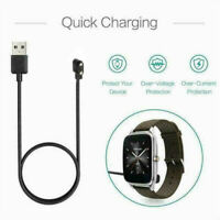 USB Magnetic Faster Charging Cable Charger For Smart Watch 2-Pin-Distance AU