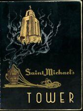 ST. SAINT MICHAEL'S Toronto School YEARBOOK Year Book 1952 Hockey Football