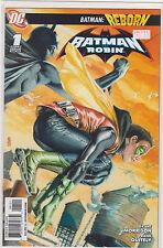 Batman & Robin #1 Variant 1:25 JG Jones Morrison Quietly plus regular issue 1