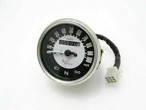 SPEEDOMETER 0-100 MILES CLASSIC MODEL ROYAL ENFIELD NEW BRAND