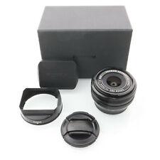 Fuji XF 18mm f/ 2.0