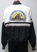 vtg BLUE MOUNTAIN BUSHWACKERS Jacket L/XL BF Goodrich Tires off road 80s rare