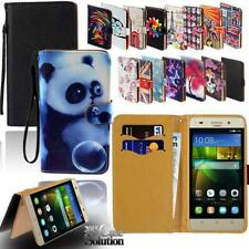 Flip Leather Card Wallet Stand Cover Phone Case For Huawei Nova Smartphones