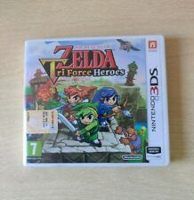 The Legend of Zelda Triforce Tri Force Heroes  3DS/2DS ITALIANO NUOVO NON CHIUSO