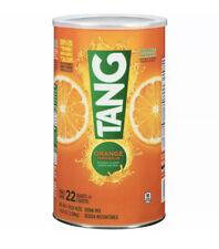 Tang Orange Natural Flavor Drink Mix 4 Lb Makes 22 Quarts FREE SHIPPING !
