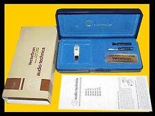 New Audio Technica Series VII Vector Scan Turntable Cartridge & AT Needle/Stylus