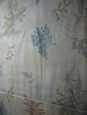 CRANSTON TREASURES DRIED FLOWER FIELD FABRIC~SEWING-QUILT-FENSE BASKET LOOK