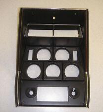Instrument Cluster Gauge Radio Bezel,C3 Corvette,1978,79,80,81,82
