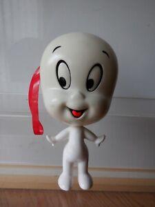 1971 Mattel CASPER THE FRIENDLY GHOST Talking Plastic Toy- Good Condition