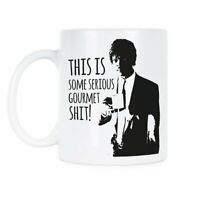 Serious Gourmet Mug - Some Serious Gourmet Sh** Coffee Mug