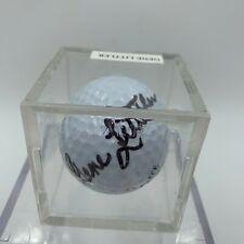 Gene Littler Signed Autographed Golf Ball PGA With JSA COA