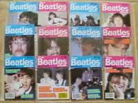 THE BEATLES BOOK MONTHLY MAGAZINE COMPLETE YEAR 1994 # 213-224 All 12 books
