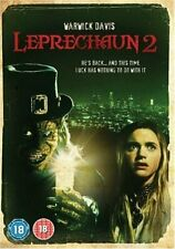 LEPRECHAUN 2 - SLIMLINE CASE - DVD **USED VERY GOOD** FREE POST**