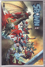 🔥 SPAWN #300 Jerome Opena VARIANT H 1st Cover App of Female She-Spawn NM+🔥