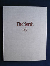 THE NORTH - SIGNED by SAMUEL BECKETT wi 3 Orig. AVIGDOR ARIKHA SIGNED ETCHINGS