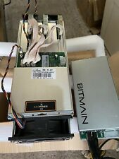 Bitmain Antminer S9 Bitcoin ASIC Miner-in esecuzione a 16T/h con Bitmain PSU