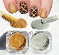 Holographicss Chrome Dust Glitter Powder  Nail Art  Decoration