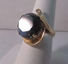 6.5ct. Smokey Topaz Stone 14k Gold  Ring Size 7.5  SALE-SAVE $1,000  #858