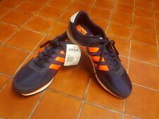 MEN'S SHOES SNEAKERS ADIDAS V RACER F98382 Size 12UK