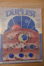 The Duelist Supplement May '94 MTG Legends Preview, Antiquities War & Revised Ed