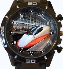 BULLET japenese Tren Estilo Nuevo Regalo Único reloj de pulsera GB Vendedor