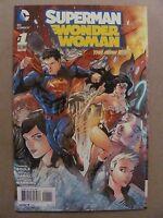 Superman Wonder Woman #1 #2 NEW 52 DC Comics 2013 Series 9.6 Near Mint+