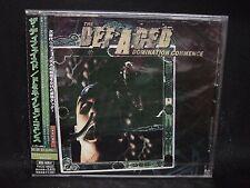 THE DEFACED Domination Commence + 1 JAPAN CD Terror 2000 Darkane Construcdead